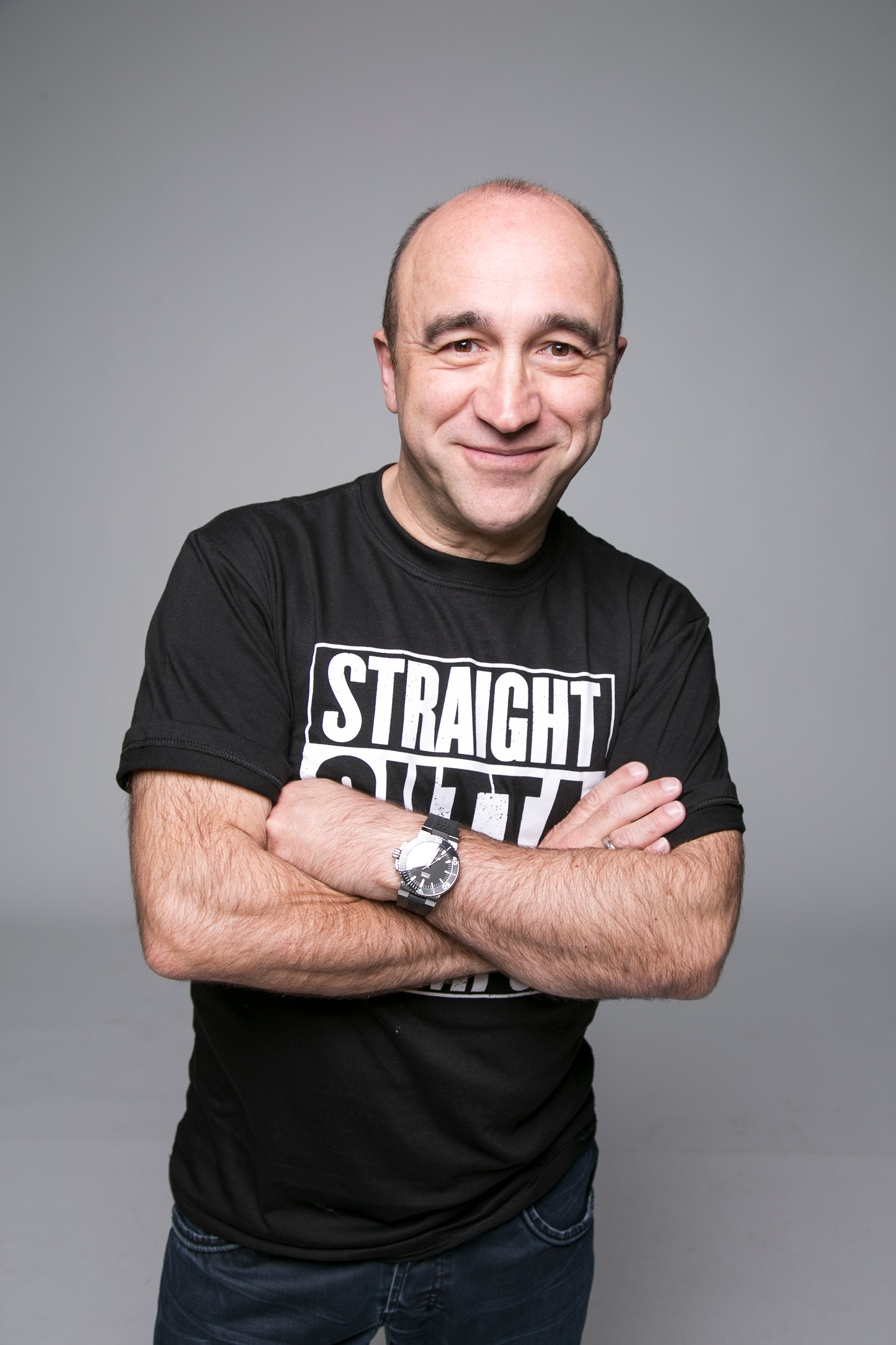 George Kapiniaris - STRAIGHT OUTTA COMPO
