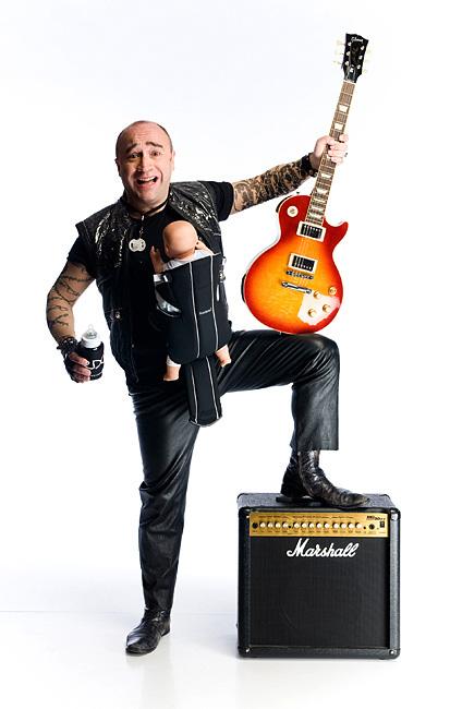 George Kapiniaris Rockstar